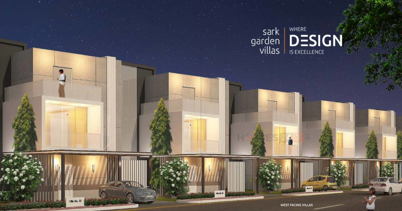 Sark Garden Villas Featured