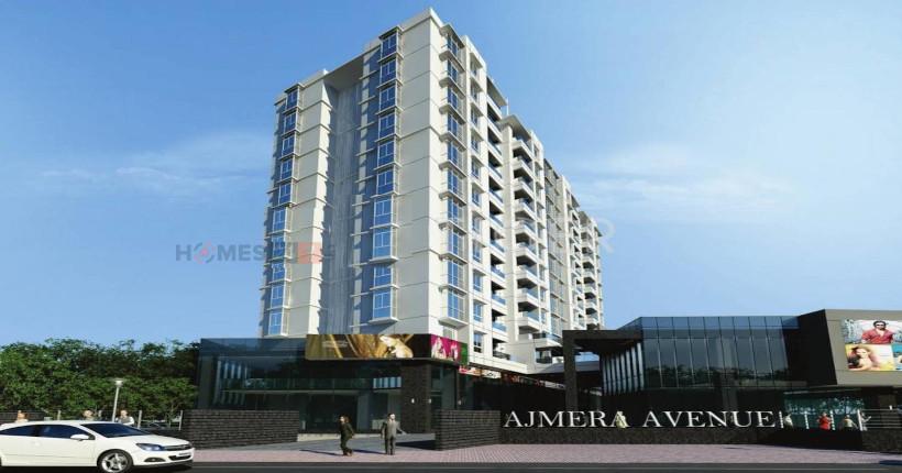 Ajmera Avenue price