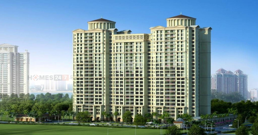hiranandani queensgate rent