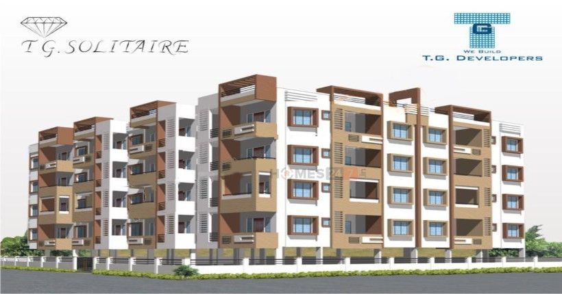 TG Solitaire floorplan