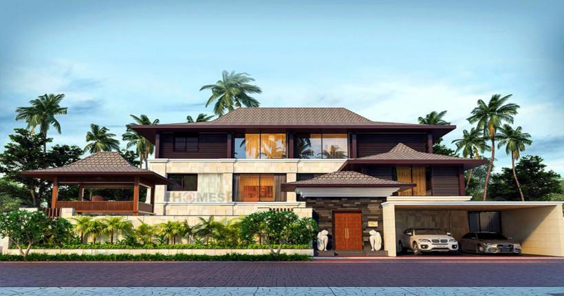 Chaithanya Sharan villa price