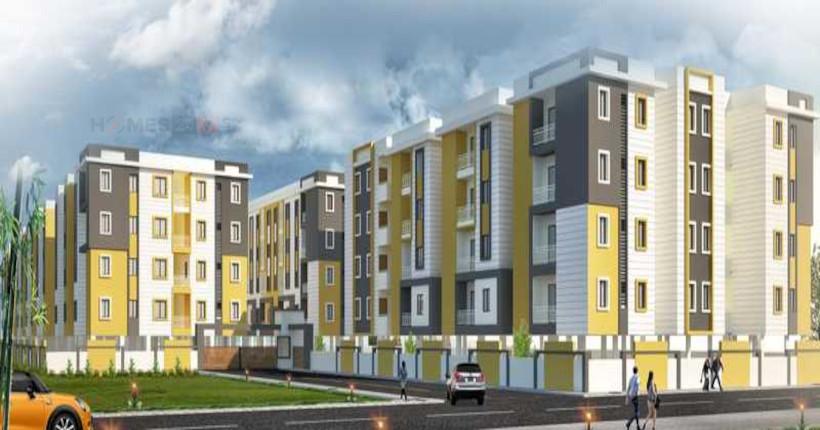 Bavisha Urban Homes