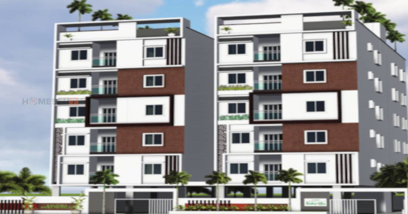 Go Green Arihant Kalayika Residency