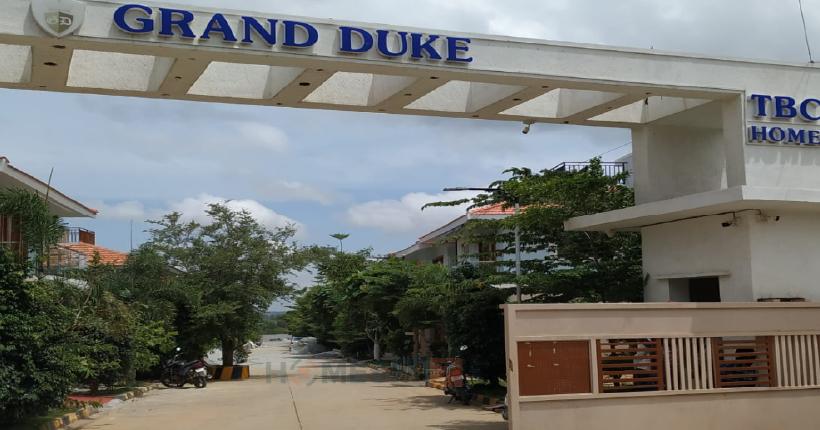 TBC Grand Duke Villas