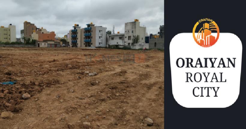 Oraiyan Royal City