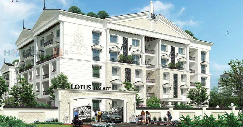 Lotus Palace Price