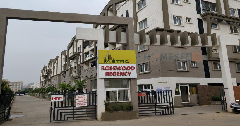 Astro Rosewood Regency