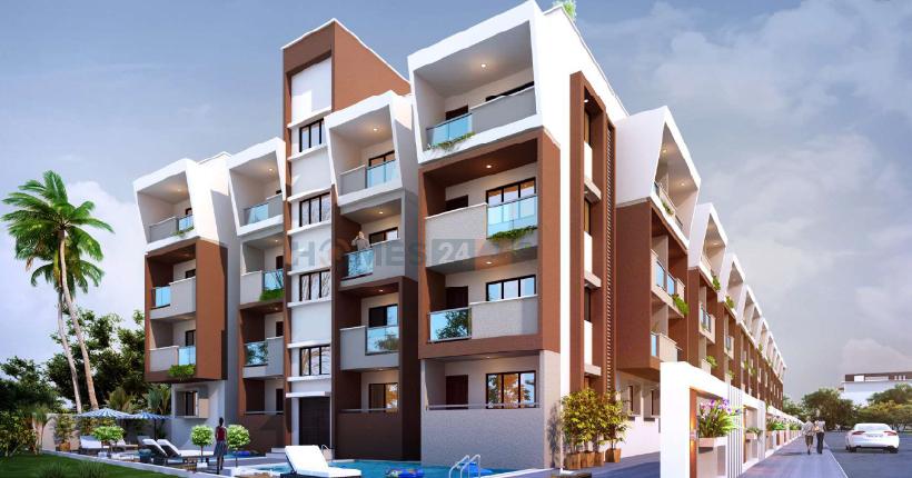 Ashish A N Reddy Apartment