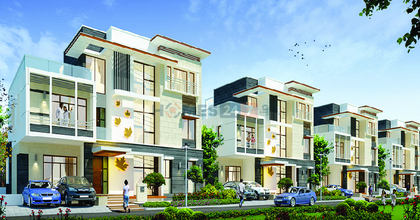 Dev Prime Villas Block