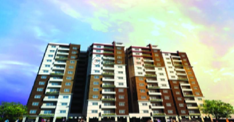 K Raheja Vistas Tower D To F